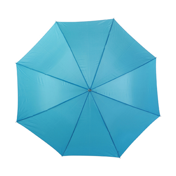 Umbrella in light-blue