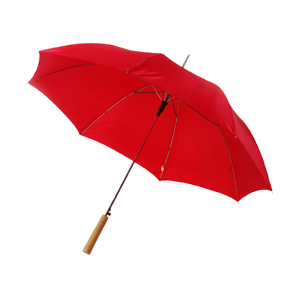 Umbrella in red