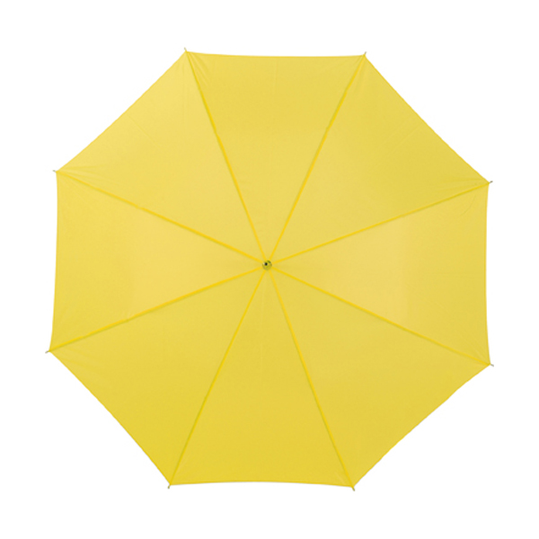 Umbrella in yellow