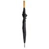 Golf umbrella in black