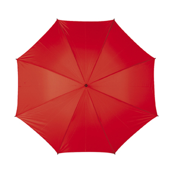 Sports/golf umbrella in red
