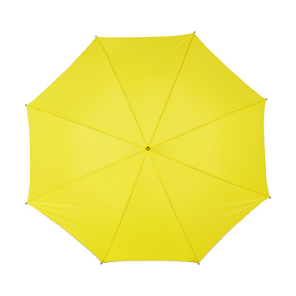 Sports/golf umbrella in yellow