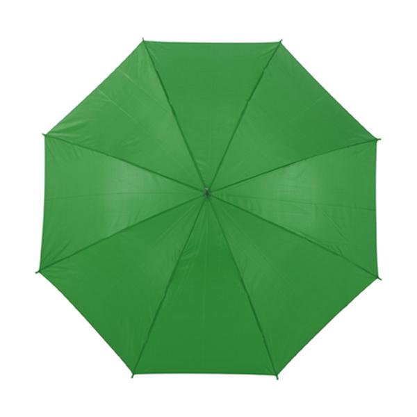 Automatic umbrella in green