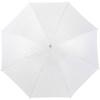 Automatic umbrella in white
