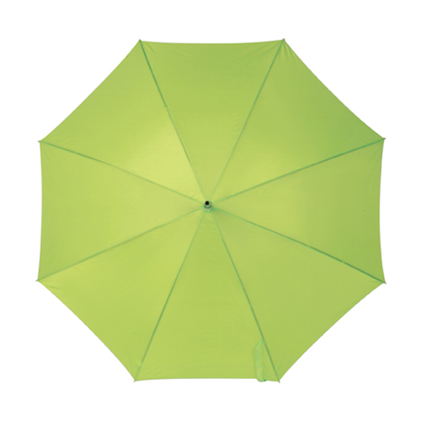 Automatic umbrella in light-green