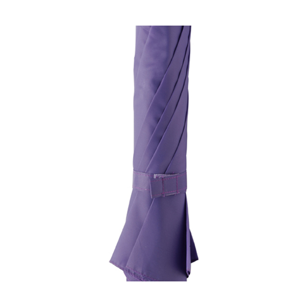 Automatic umbrella in purple