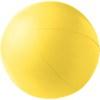 Beach ball, 35cms deflated in yellow