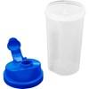 Protein shaker. 700ml in blue