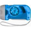 Dynamo torch in cobalt-blue