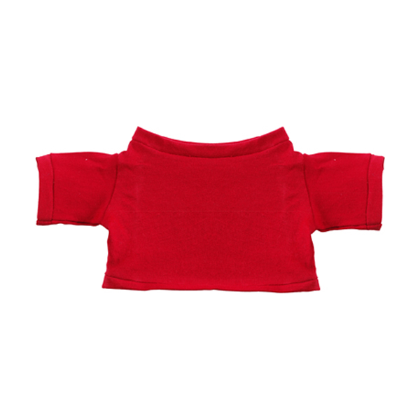 T-shirt, small in red