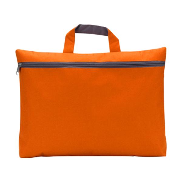 Seminar bag in orange