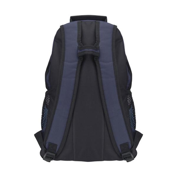 Backpack, 600d nylon in blue