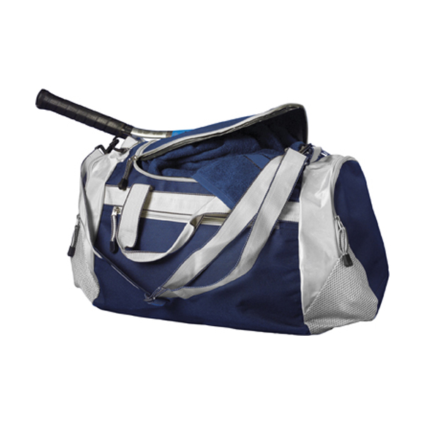 Sports bag in blue