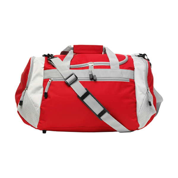 Sports bag in red