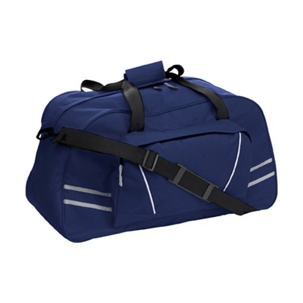 Sports/travel bag in blue