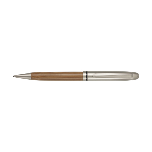 Ballpen made from bamboo in brown