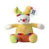 Clown plush toy. in yellow