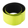 Snap arm band. in yellow