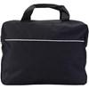 Document bag in black