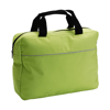 Document bag in lime