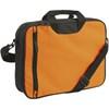 Document bag in orange