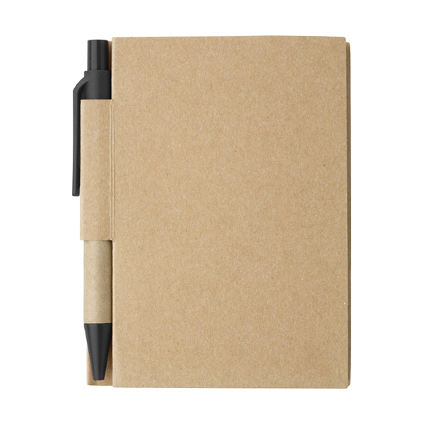 Small notebook in black