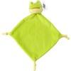 Plush cloth. in light-green