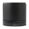 Aluminium bluetooth speaker. in black