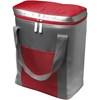 Cooler bag for six bottles in red