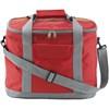 Cooler bag in red