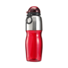 800ml Sports bottle in red