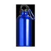 400ml Aluminium water bottle in cobalt-blue