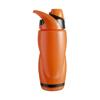 Bottle with 650ml capacity in orange