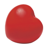 Anti stress Heart in red