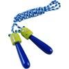 Skipping rope in cobalt-blue