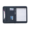 A4 Conference folder in blue