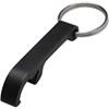 Key holder and bottle opener in black