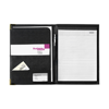 A4 folder, excl pad, (item 8400) in black
