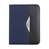 A5 Conference folder in blue