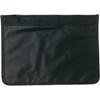 A4 nylon document bag in black