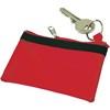 Key wallet in red