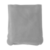 Inflatable travel cushion in light-grey
