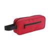 Pencil case in red