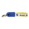 Mini Ad-Loop® in blue-yellow
