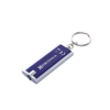 Portland Keyring Torch in blue
