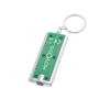 Portland Keyring Torch in green