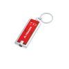 Portland Keyring Torch in red
