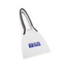 Lagan Plastic Ice Scraper in white