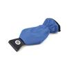 Glazier Plastic Ice Scraper in blue