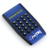 Pythagoras Calculator in blue